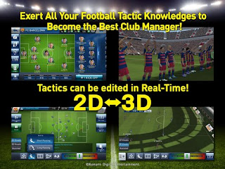 PES CLUB MANAGER APK 1.3.5 A