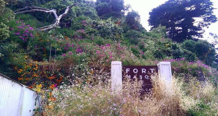 Fort Mason Natural Park