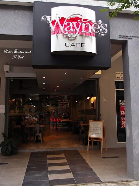 Wayne Cafe Sri Petaling