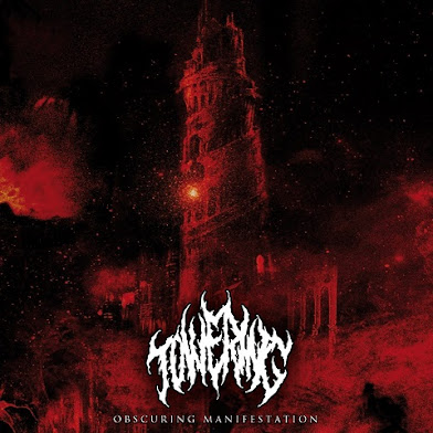 "TOWERING - ""OBSCURING MANIFESTATION"""