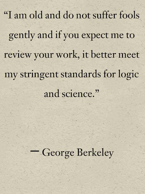 George Berkeley Quotes in English