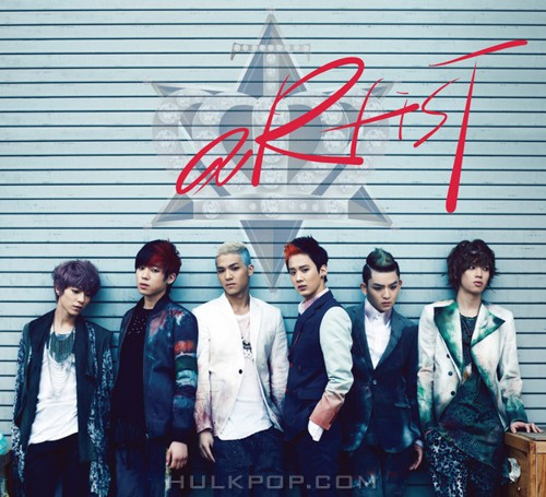 Teen Top – aRtisT – EP (ITUNES PLUS AAC M4A)