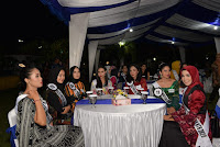 Wagub Berharap Finalis Putri Indonesia Tunjukkan Kualitas Perempuan NTB