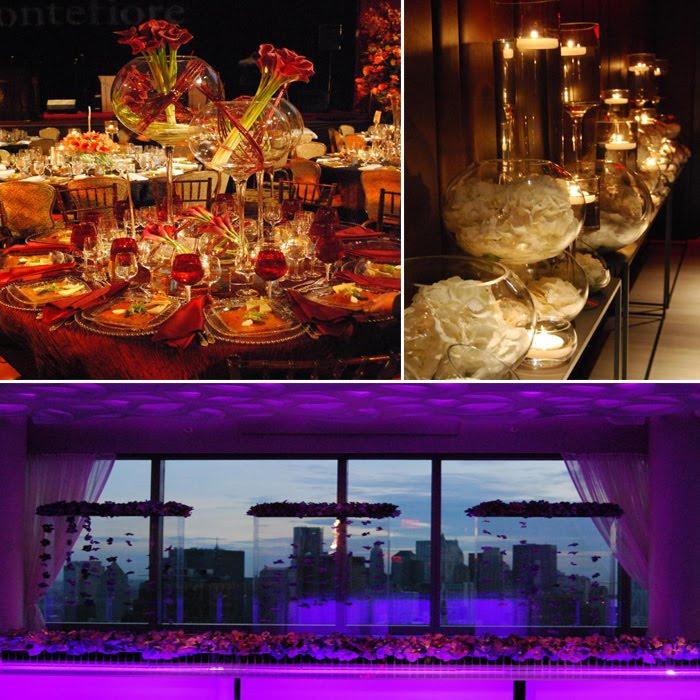 David Tutera Wedding Centerpiece Ideas: Wilmide's Blog: Purple And Green Wedding Centerpieces On A