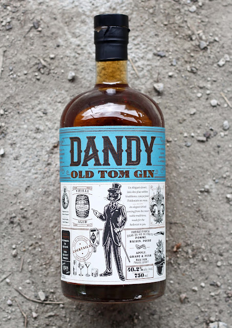 dandy-old-tom,old-tom-gin,gin-quebecois,gin-vieilli,madame-gin