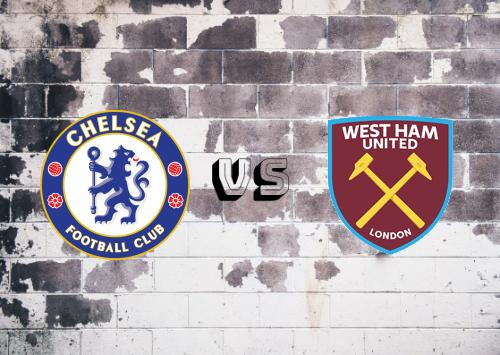 Chelsea vs West Ham United  Resumen y Partido Completo