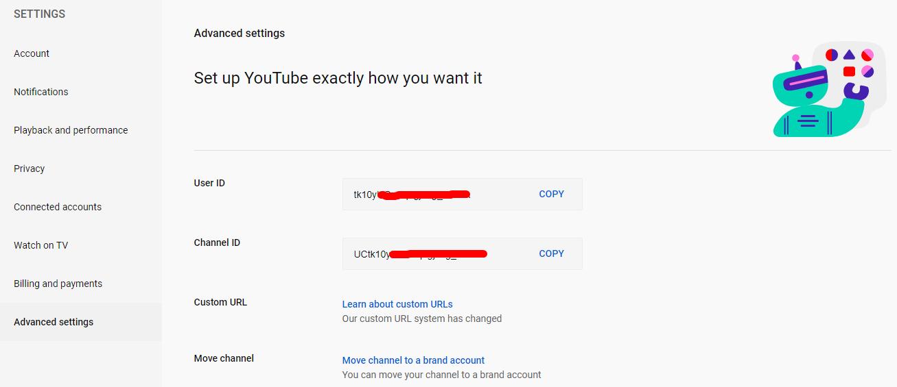 Cara Melihat dan Mendapatkan ID Channel Youtube
