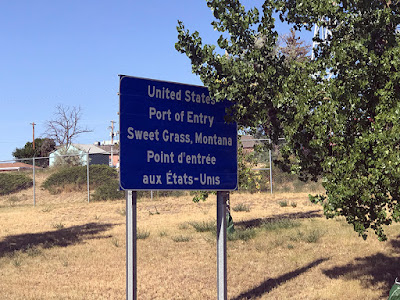 Port of Entry – Back in the United States of America