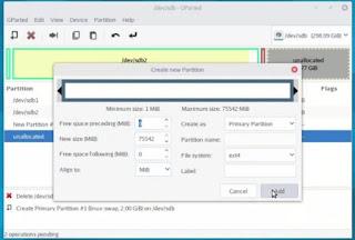Cara Install Dual boot BlankOn Dan Microsoft Windows