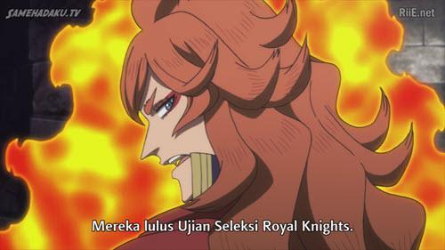 Black Clover Episode 87 Subtitle Indonesia