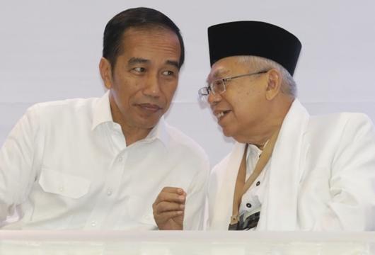 Di Media Sosial, Jokowi-Maruf Jauh Lebih Populer Dibanding Prabowo-Sandi