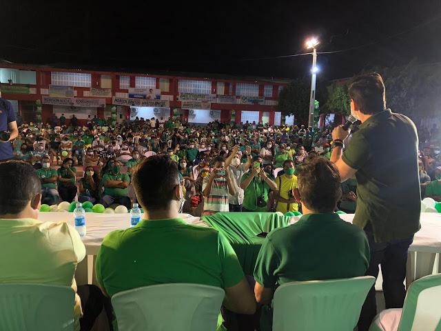 Zé e Aladim são oficializados candidatos prefeito e vice em Macau
