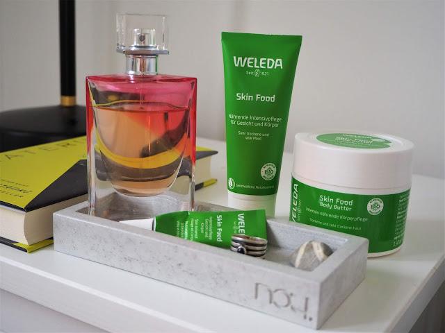 weleda skin food recenze blog
