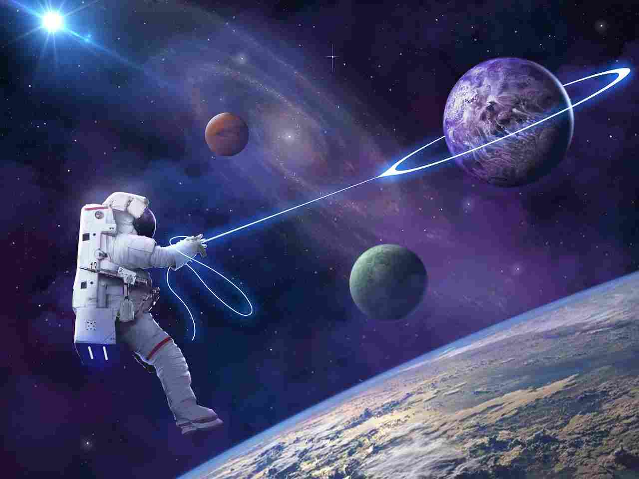 Use Of A.I. In Space Study
