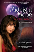 Midnight Moon (Unbidden Magic #5) by Marilee Brothers