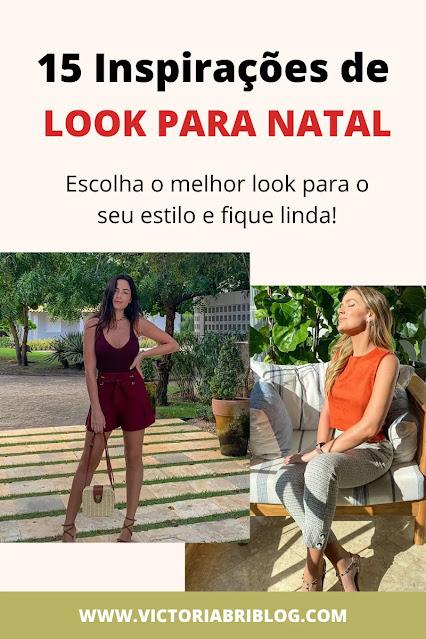 Look para natal 2020