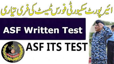 ASF Written Test Date Preparation