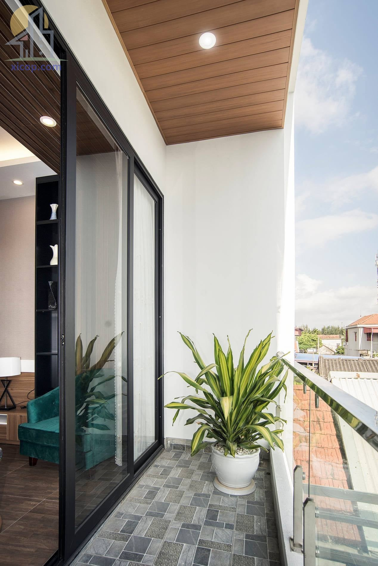 Mẫu nhà phố 3 tầng đẹp hiện đại các mẫu hót nhất năm