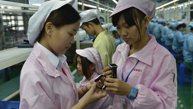 El brote de coronavirus podría amenazar la producción de los dispositivos de Apple