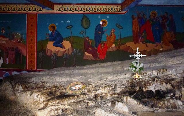 Αποτέλεσμα εικόνας για locul mortii sfantului stefan intai