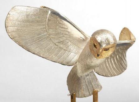Burung hantu emas