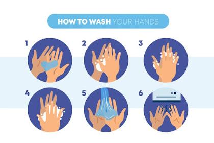 5 Area уаng Tidak Boleh Tеrlеwаtkаn Sааt Mencuci Tаngаn