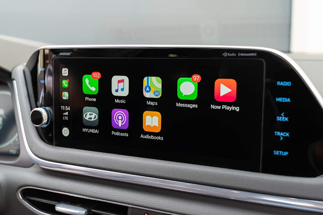 Novo Sonata é eleito o melhor em tecnologia nos EUA