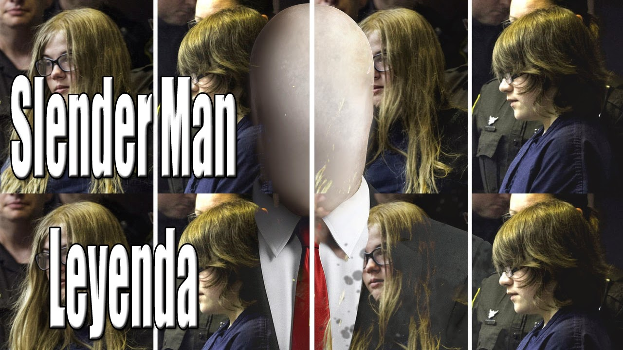 Vídeo de Slender Man