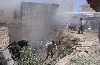 Rezim Syiah Nushairiyah Mulai Serangan Tahap Pertama ke Idlib