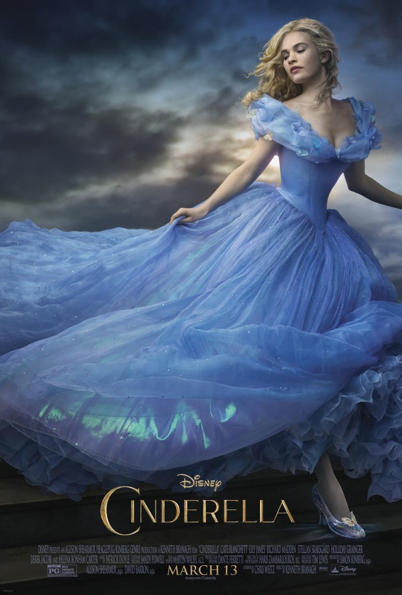 Download Cinderella (2015) Full Movie in Hindi Subtitle Eng Audio BluRay 720p [800MB]
