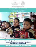 Consejos Técnicos Escolares - Cuarta sesión ordinaria preescolar ciclo escolar 2016-2017
