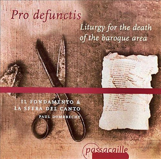 Pietro Torri – Pro defunctis: Liturgy for the Death of the Baroque Area