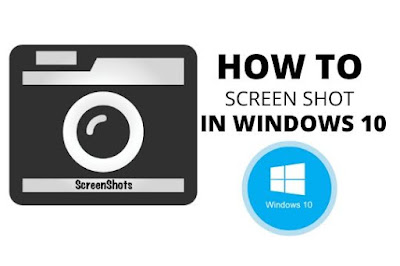 how to take screenshots on a windows
