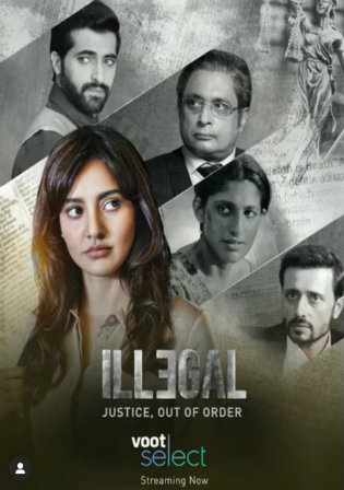 Illegal Justice Out of Order 2020 HDRip 1.8GB Hindi S01 Download 720p