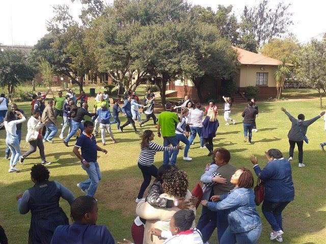 Amazing Race Johannesburg Zoo