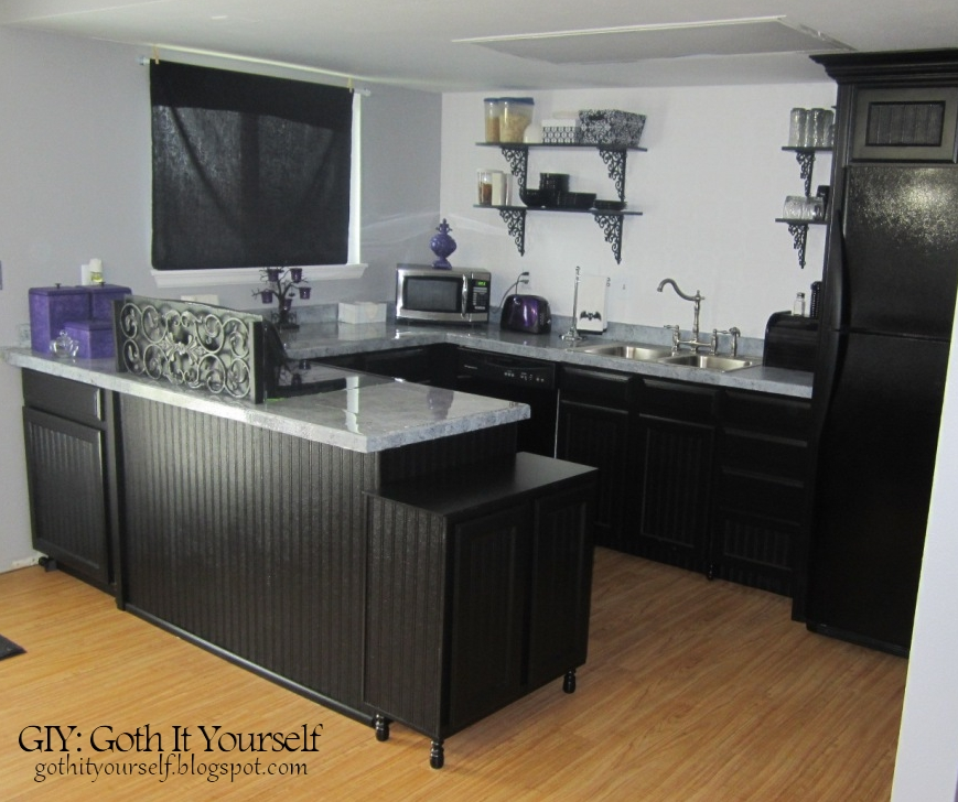 Repurposing Kitchen Cabinets