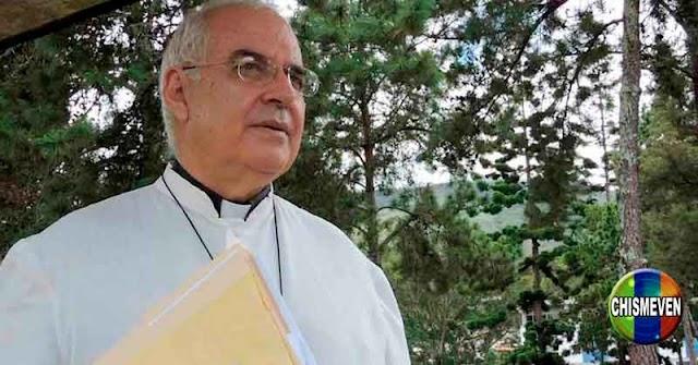 GRAVE | Monseñor Mario Moronta dio positivo y está bajo tratamiento