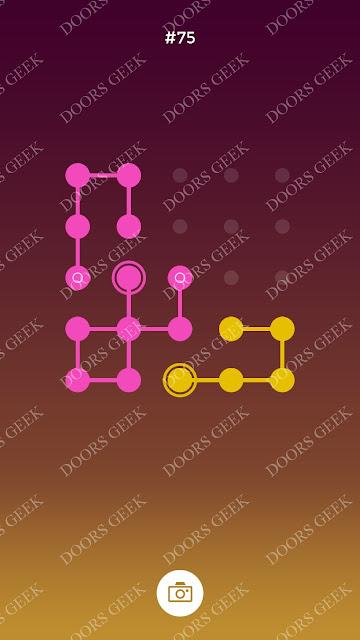 ◉ Connection Level 75 Solution, Cheats, Walkthrough