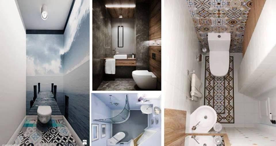 25 Small Bathroom Designs