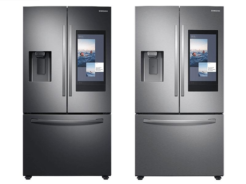Samsung announces next generation Family Hub refrigerator with AI!