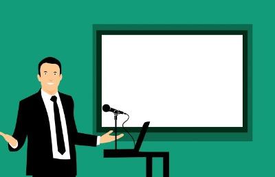 Beste beamer presentatie test