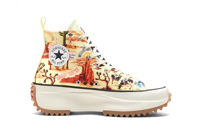 Converse Twisted Resort Chuck 70 With Aliens and UFO