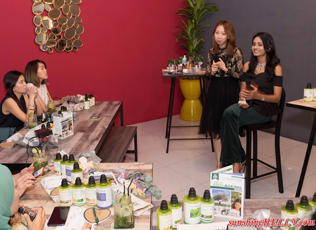 Green & Glam Beauty Workshop