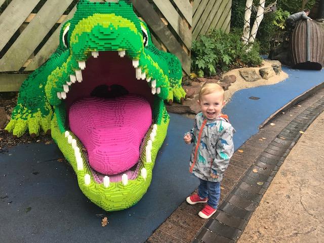 Legoland, Windsor, Crocodile, Lego Model,