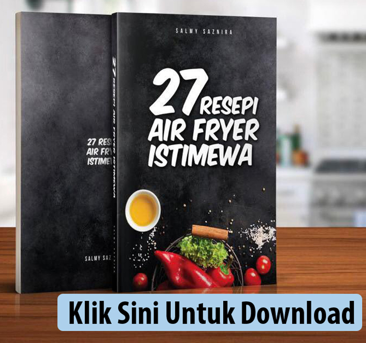 Ebook Resepi Airfryer