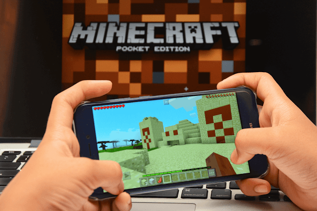 تحميل وشرح لعبه ماين كرافت مهكرة اخر اصدار للاندرويد Minecraft apk