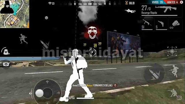 Free Fire adalah game battle royale android yang kembangkan oleh Script Brutal VIP Free Fire |Easy Headshot, Bypass Anti Report, Fast Reload