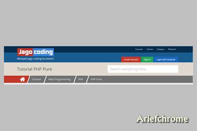 Kumpulan Situs Terbaik Untuk Belajar PHP