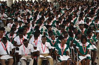 NMC Ghana Inducts 20,034 Nurses & Midwives as Professionals 2018
