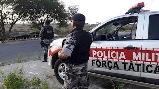Polícia Militar prende suspeito de agressão em Guarabira